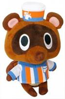 San-ei Co Animal Crossing Pluche - Timmy Store Clerk