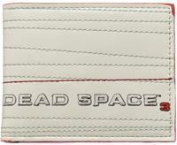 Bioworld Dead Space 3 - White Bifold Wallet with Logo