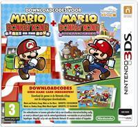 Nintendo Mario & Donkey Kong - Minis On The Move / Minis March Again