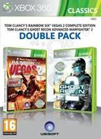 Ubisoft Rainbow Six Vegas 2 + Ghost Recon Advanced Warfighter 2 (Classics)