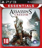 Ubisoft Assassin's Creed 3 (essentials)