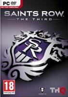 THQ Saints Row the Third