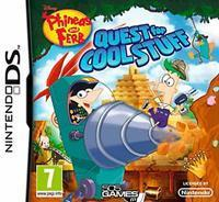 505 Games Phineas and Ferb Quest for Cool Stuff