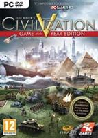 2K Games Civilization 5 Game of the Year Edition