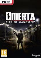 Kalypso Omerta City of Gangsters