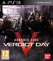 Bandai Armored Core Verdict Day