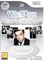 Nordic Games We Sing Robbie Williams