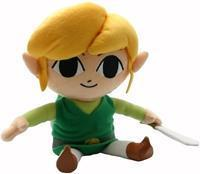 San-ei Co Legend of Zelda Pluche - Link 20cm (Phantom Hourglass)