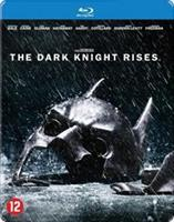 Warner Bros Dark knight rises (Steelbook) (Blu-ray)