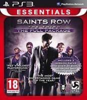 THQ Saints Row The Third the Full Package (essentials)