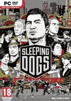 Square Enix Sleeping Dogs