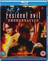 Sony Pictures Entertainment Resident Evil: Degeneration
