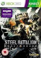 Capcom Steel Battalion Heavy Armor (Kinect)