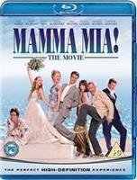 Universal Mamma Mia! The Movie Blu-ray