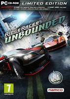 Namco Ridge Racer Unbounded Limited Edition