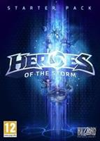 Blizzard Heroes of the Storm Starter Pack
