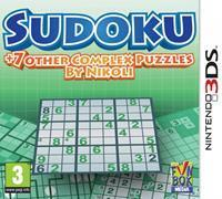 Funbox Sudoku +7 Other Complex Puzzles by Nikoli