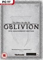 Bethesda The Elder Scrolls 4 Oblivion 5th Anniversary Edition