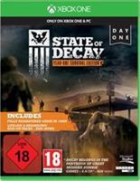Microsoft State of Decay Year-One Survival Edition