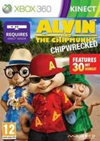 Majesco Alvin and the Chipmunks Chipwrecked (Kinect)
