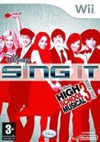 Disney Interactive Disney Sing It High School Musical 3 Senior Year