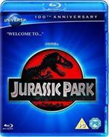Universal Jurassic Park Blu-ray
