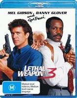 Warner Bros Lethal Weapon 3