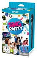 Nintendo Sing Party + Microphone
