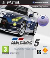 Sony Gran Turismo 5 Academy Edition