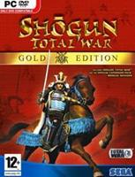SEGA Shogun Total War Gold Edition