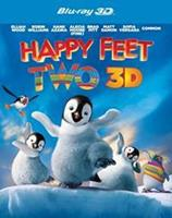 Warner Bros Happy feet 2 (3D) (Blu-ray)