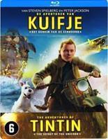 Columbia Pictures Avonturen van Kuifje - Het geheim van de eenhoorn (Steelbook) (Blu-ray)