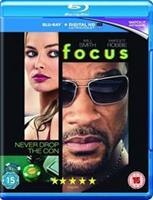 Warner Bros Focus (Blu-ray)