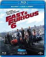 Universal Furious 6 Blu-ray
