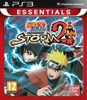Bandai Naruto Shippuden Ultimate Ninja Storm 2 (essentials)
