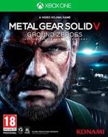 Konami Metal Gear Solid 5 Ground Zeroes