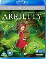 Optimum Home Entertainment Arrietty (Blu-ray)