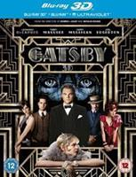 The Great Gatsby (3D) (3D & 2D Blu-ray)