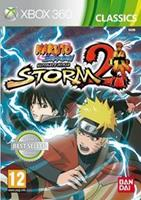 Bandai Naruto Shippuden Ultimate Ninja Storm 2 (Classics)
