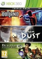 Ubisoft Outland / Beyond Good and Evil HD / From Dust (Triple Pack)