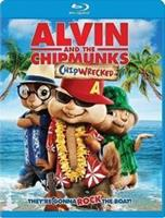 20th Century Fox Alvin and the Chipmunks Chipwrecked