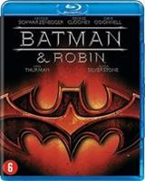 Warner Bros Batman & Robin (Blu-ray)