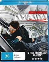 Paramount Mission Impossible Ghost Protocol