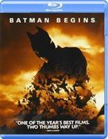 Warner Bros Batman Begins