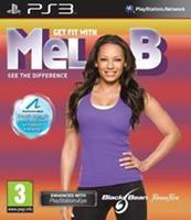 Black Bean Games Get Fit with Mel B (Move Compatible)