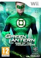 Warner Bros Green Lantern Rise of the Manhunters