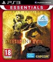 Capcom Resident Evil 5 Gold Edition (essentials)