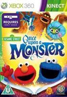 Warner Bros Sesame Street Once Upon a Monster