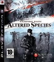 Ignition Entertainment Vampire Rain Altered Species