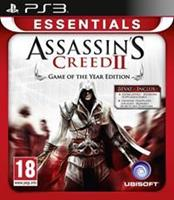 Ubisoft Assassin's Creed 2 Game of the Year Edition (essentials)